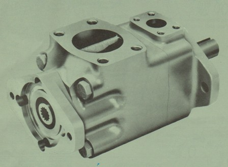Vickers Drive Thru Hydraulic Vane Type Pump