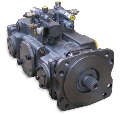 Liebherr Hydraulic/Hydrostatic Pump Repair