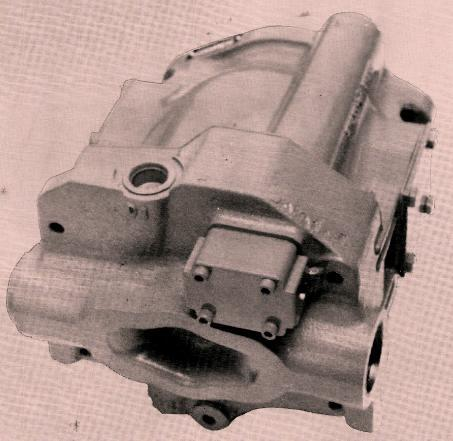 Vickers Hydraulic Dual Displacement Pilot Operated Piston Motor MVE-19-30-M-P-10(030)