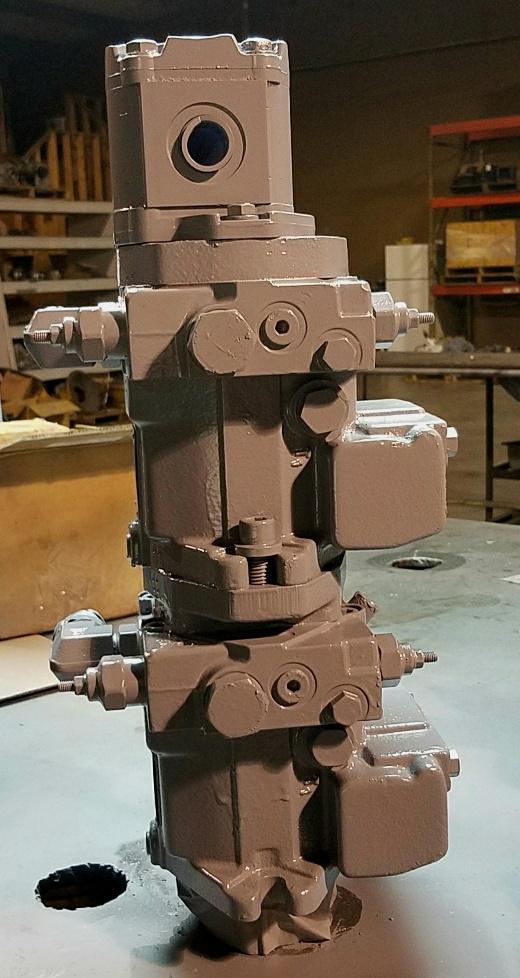 Prosonic Hydraulic Pumps and Motors