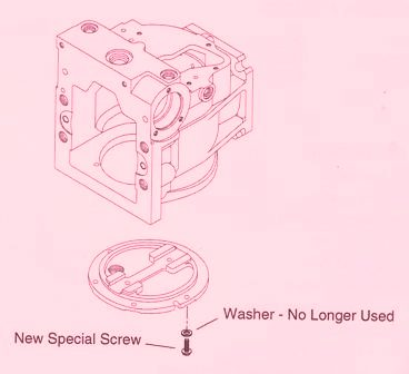 90 Series 100cc Side Cover Change
